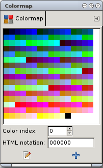 PHDays CTF 2012 - Misc 200 - color map